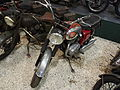 Red BSA motorcycle in the Ford museum pic2.JPG