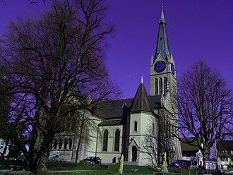 Wetzikon - Reformed Church