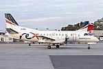 Regional Express Airlines (VH-PRX) Saab 340B taxiing at Wagga Wagga Airport.jpg