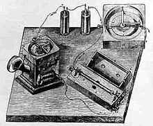 Das erste telefon von alexander graham bell