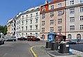 Rejskova street, intersection, Praha.jpg