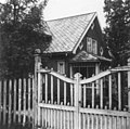 Rektor J. Qvigstads hus i Tromsø, 1948 - Norsk folkemuseum - NF.05133-004.jpg