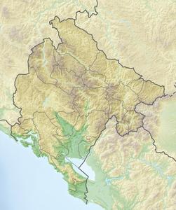 Velika Jastrebica (Montenegro)