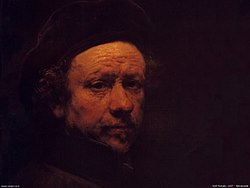 Rembrandt - Self Portrait111