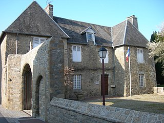 Remilly-les-Marais Commune in Normandy, France