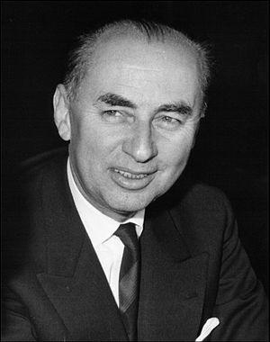 René Maheu - René Maheu, 1962