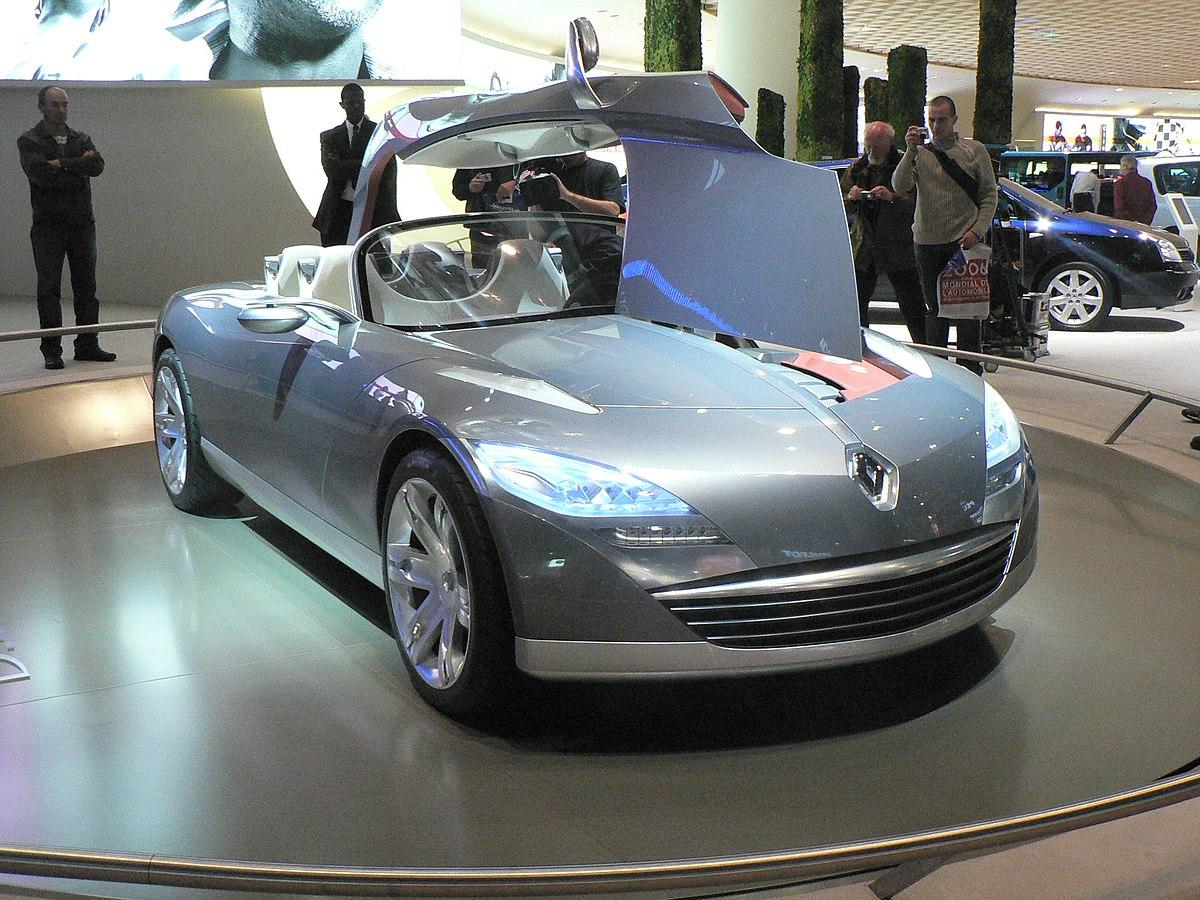 Px Renaultnepta on V Twin Engine
