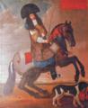 Retrato equestre de D. Francisco de Albuquerque e Castro (c.1620-c.1690) (pre-1690) - Félix da Costa Meesen (Casa da Ínsua).png