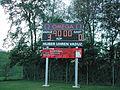 Rheinpark-Stadion-Score board.JPG