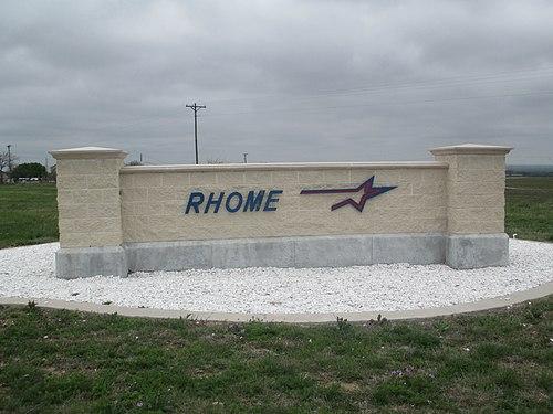 Rhome chiropractor