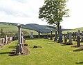 Rhynie graveyard - geograph.org.uk - 235715.jpg