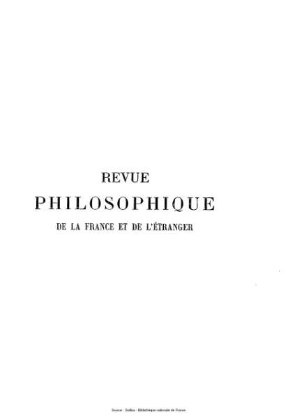 File:Ribot - Revue philosophique de la France et de l'étranger, tome 46.djvu