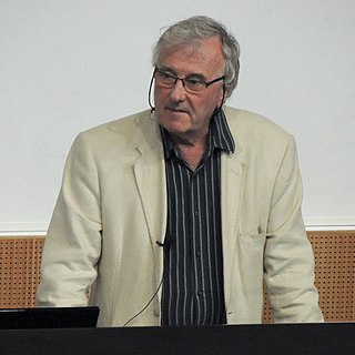 Richard Fortey British paleontologist