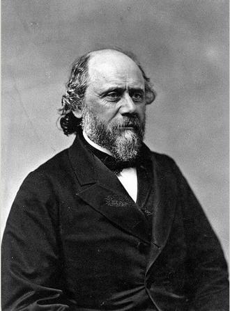Richard Henry Dana Jr. - Richard Henry Dana photographed by Asa B. Eaton, c. 1868.