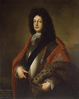 Richard Talbot, 1st Earl of Tyrconnell Viceroy of Ireland for James II of England