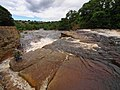 Richmond falls on the River Swale - geograph.org.uk - 1406570.jpg