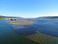 Rio BioBio con el puente Chacabuco.JPG