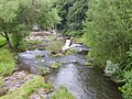 River Tyne at the Linn Rocks in East Linton, East Lothian. - geograph.org.uk - 658905.jpg