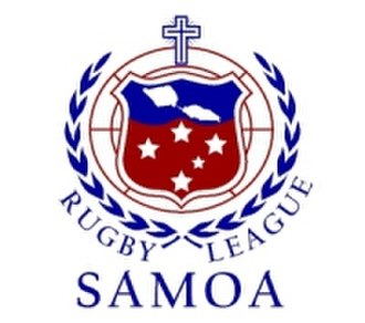 Samoa national rugby league team - Image: Rls logo