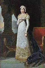 Letizia Ramolino Bonaparte portrait
