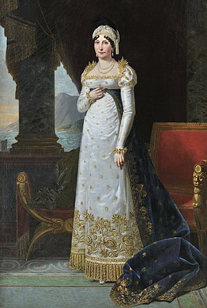 Letizia Ramolino - Letizia Ramolino by Robert Lefèvre, 1813