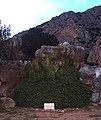 Rock of the Sibyl at Delphi.jpg