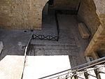 Rodi, museo archeologico, secondo cortile, mosaico 01.JPG
