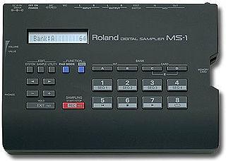 Roland MS-1 Digital Sampler