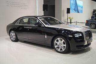 Rolls-Royce Ghost Car model