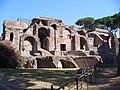 Roma - Palatinus - Domus Augustana near Via San Gregorio - panoramio.jpg