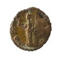 Romerskt bronsmynt, 270-273 - Skoklosters slott - 100192.tif