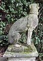 Romolo del Tadda, cane seduto, 1590 circa 04.JPG