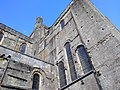 Romsey Abbey, outside1.jpg