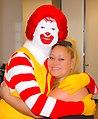 Ronald McDonald, Eva Rinaldi (7041595945).jpg
