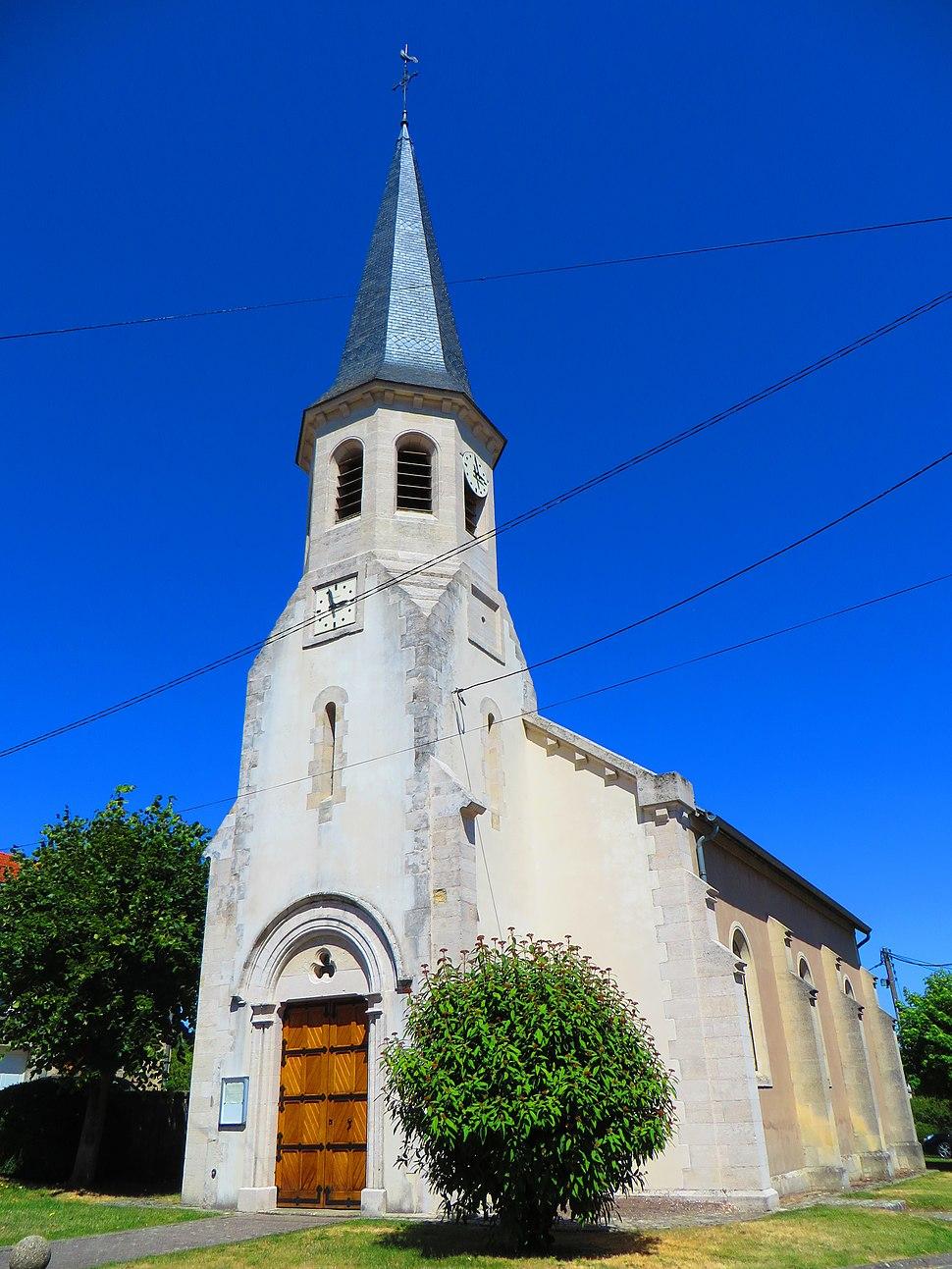 Skyline of Ronvaux