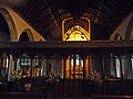 Rood screen, Priory Church of St George, Dunster - geograph.org.uk - 1702220.jpg
