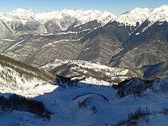 2014年冬季奧林匹克運動會高山滑雪比賽-男子滑降