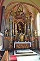 Rosegg Pfarrkirche hl Michael Hauptaltar 25092013 335.jpg