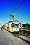 Rostock 1994. Gotha tram no 726.jpg