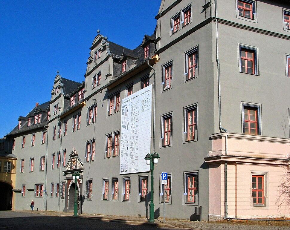 Rotes Schloss in Weimar