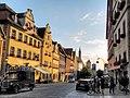 Rothenburg ob der Tauber-(Herrngassenansicht-3-Blick vom Marktplatz)-damir-zg.jpg