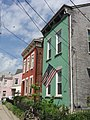 Rowhouse with flag (4762489375).jpg