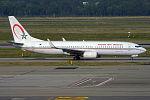 Royal Air Maroc, CN-RNZ, Boeing 737-8B6 (19697801781).jpg