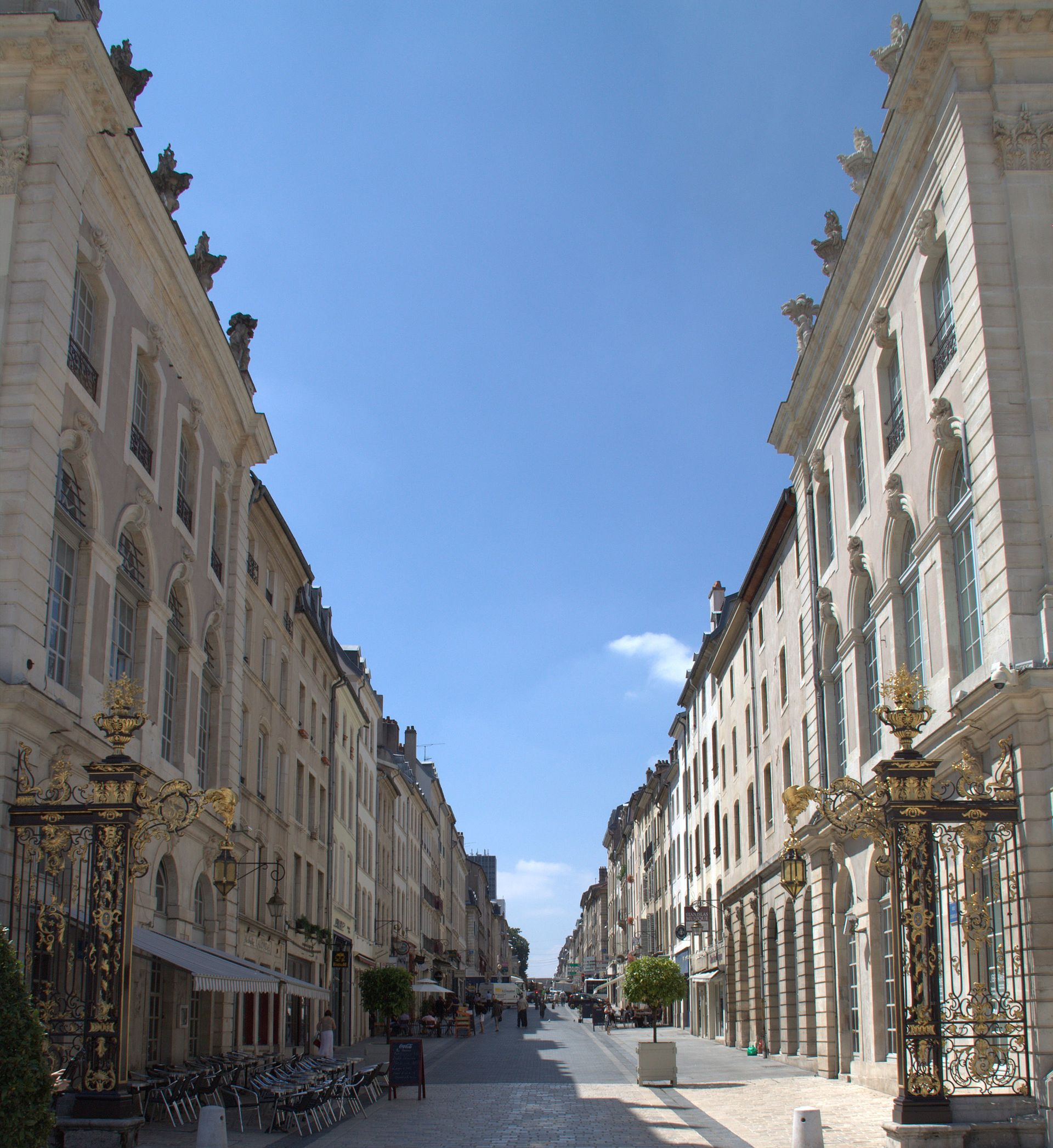 Rue stanislas nancy wikip dia for Rue catherine opalinska nancy