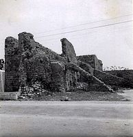 Ruins of Bastion Tower from time of Daher al Omar. Acre, Old City (SRF 5; 284).III.jpg