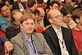 Russian Delegation on WMF Conference 2013, Milano 03.jpg