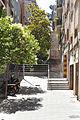 Rutes Històriques a Horta-Guinardó-escales murtra 01.jpg