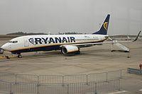 EI-DHX - B738 - Ryanair