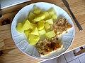 Rybí filé, brambory.jpg