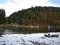 Rzeka San,Łączki,Lesko - panoramio.jpg